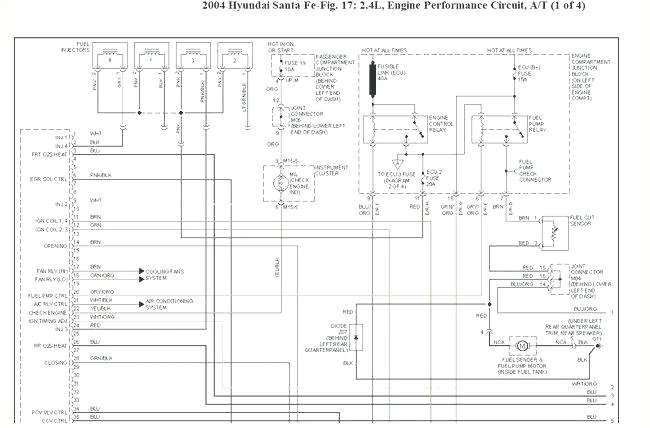 santa fe wiring diagram fundacaoaristidesdesousamendescom jpg