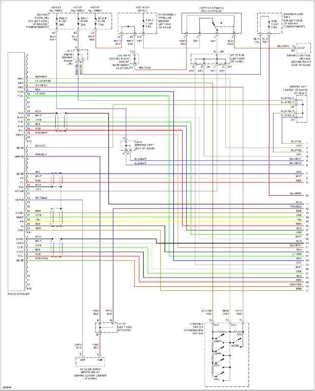 2005 toyota sequoia wiring diagram wiring diagram jpg