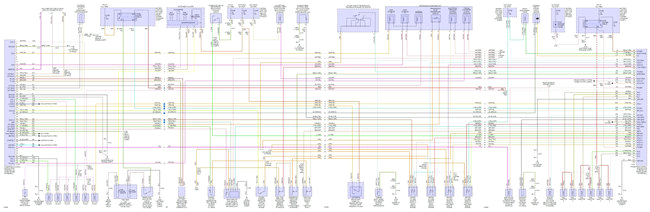 pcm pin out diagram electrical problem 6 cyl two wheel drive jpg
