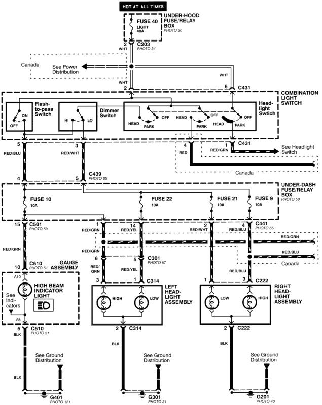 458040d1501528094 where can i get wiring diagram 95 civic 95civicheadlightwiring gif
