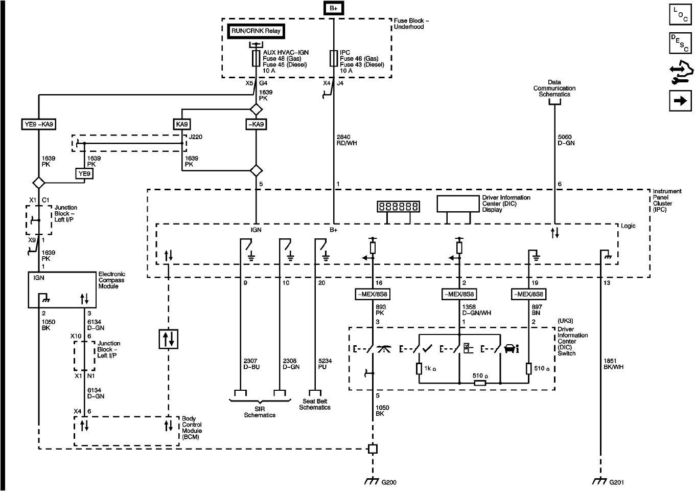 2006 Chevy 2500hd Trailer Wiring Diagram 2007 Silverado Trailer Wiring Diagram Wiring Library