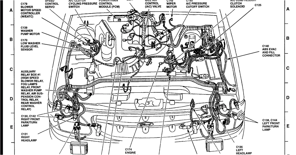 8 explorer engine diagram wiring rows 2001 ford escape sport image jpg