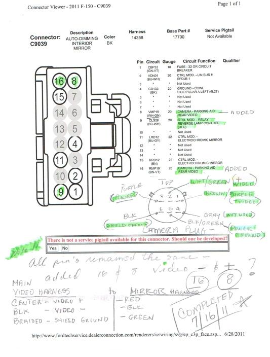 2008 ford f250 mirror wiring diagram somurichcom jpg
