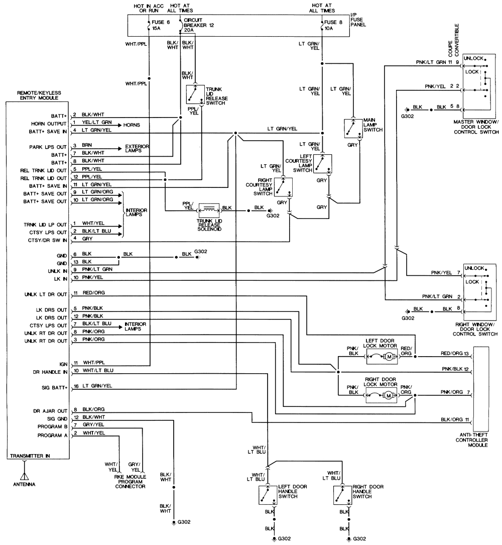 general remote starter diagram basic electronics wiring diagram gif
