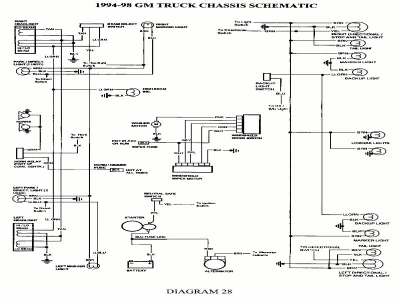 2009 Gmc Sierra Tail Light Wiring Diagram 97 Chevy Z71 Wiring Diagram Wiring Diagram Data