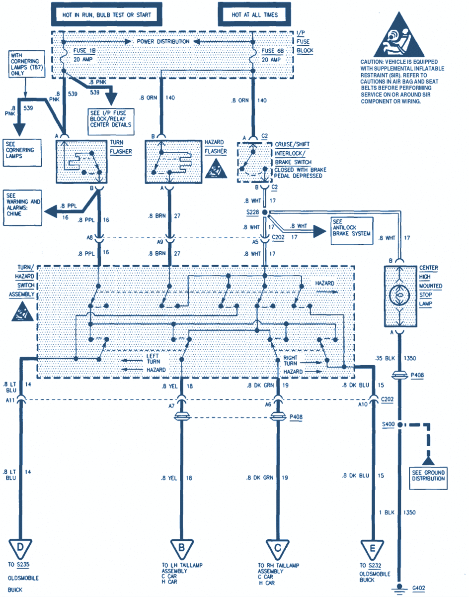 2011 Buick Regal Radio Wiring Diagram Free Automotive Wiring Diagrams 1998 Mazda Mx Download