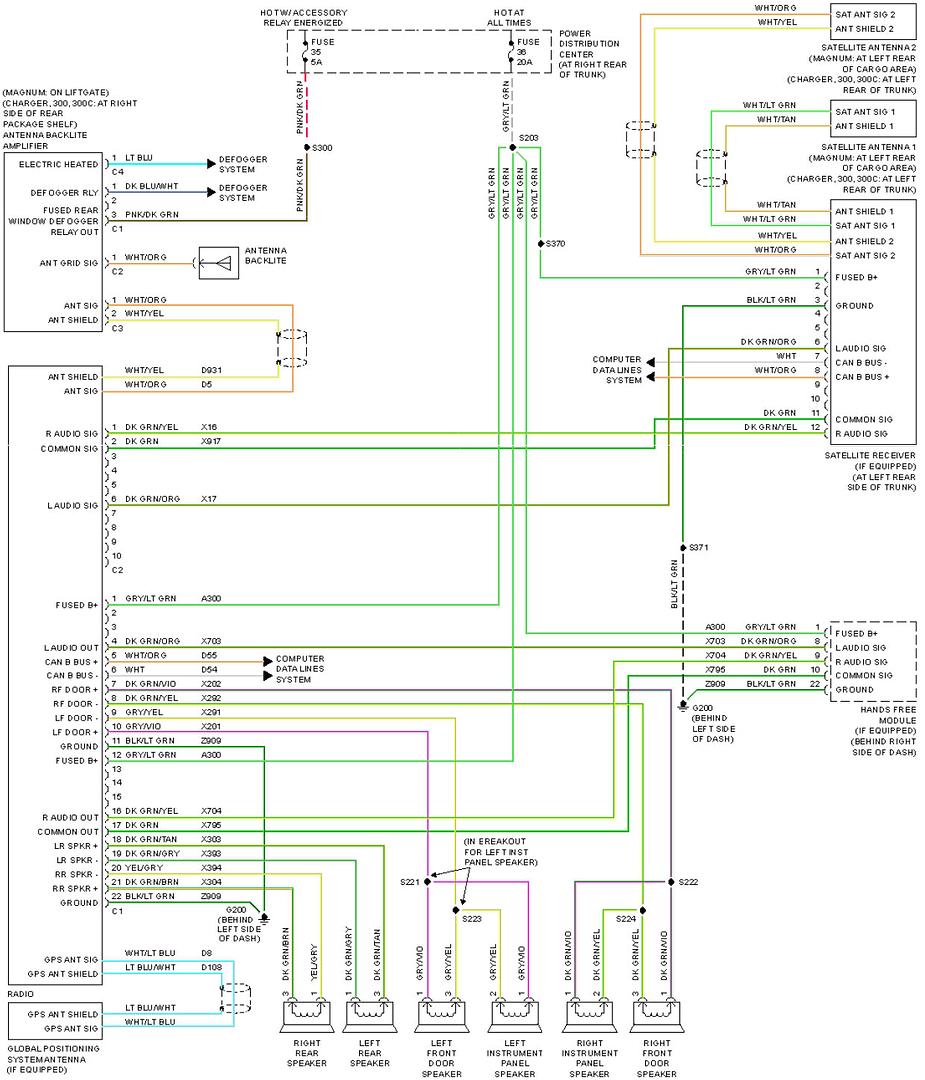2012 Chrysler 200 Power Window Wiring Diagram 2015 Chrysler 200 Wiring Diagram Wiring Diagram