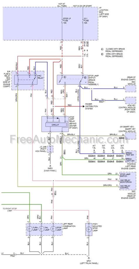 kia soul headlight wiring diagram jpg