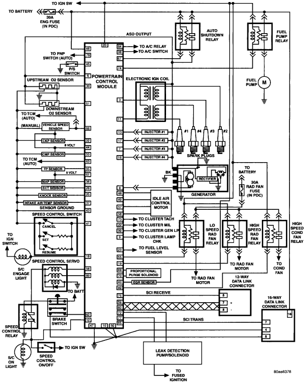 2014 Dodge Durango Wiring Diagram