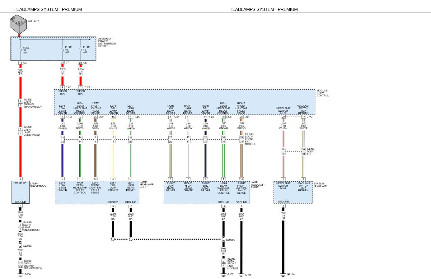 headlightprojector png
