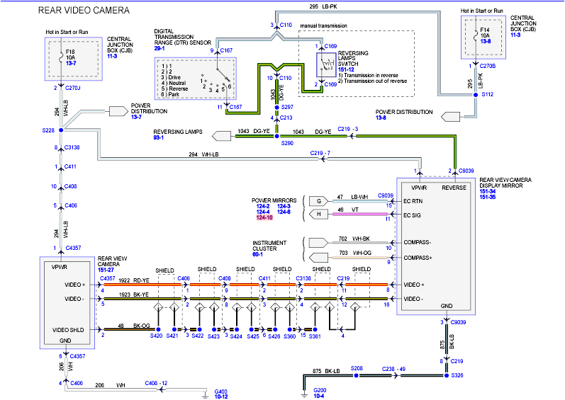 2012 f 150 bcm wiring diagram wiring diagram home png
