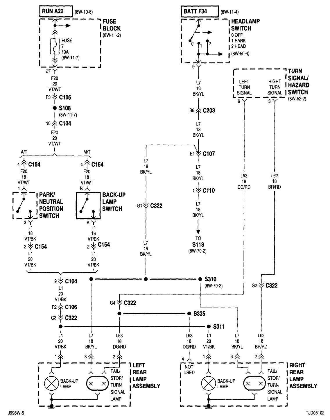 2019 Jeep Wrangler Jl Tail Light Wiring Diagram F63 Rv Tail Light Wiring Diagram Wiring Library
