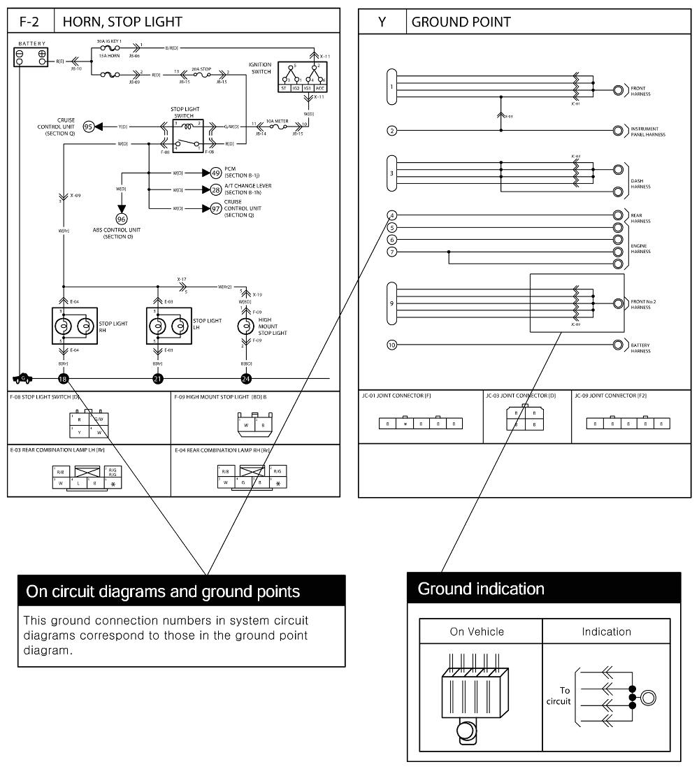 3 Wire Brake Light Diagram Wrg 7170 Saab 9 3 Mirror Wiring Diagram