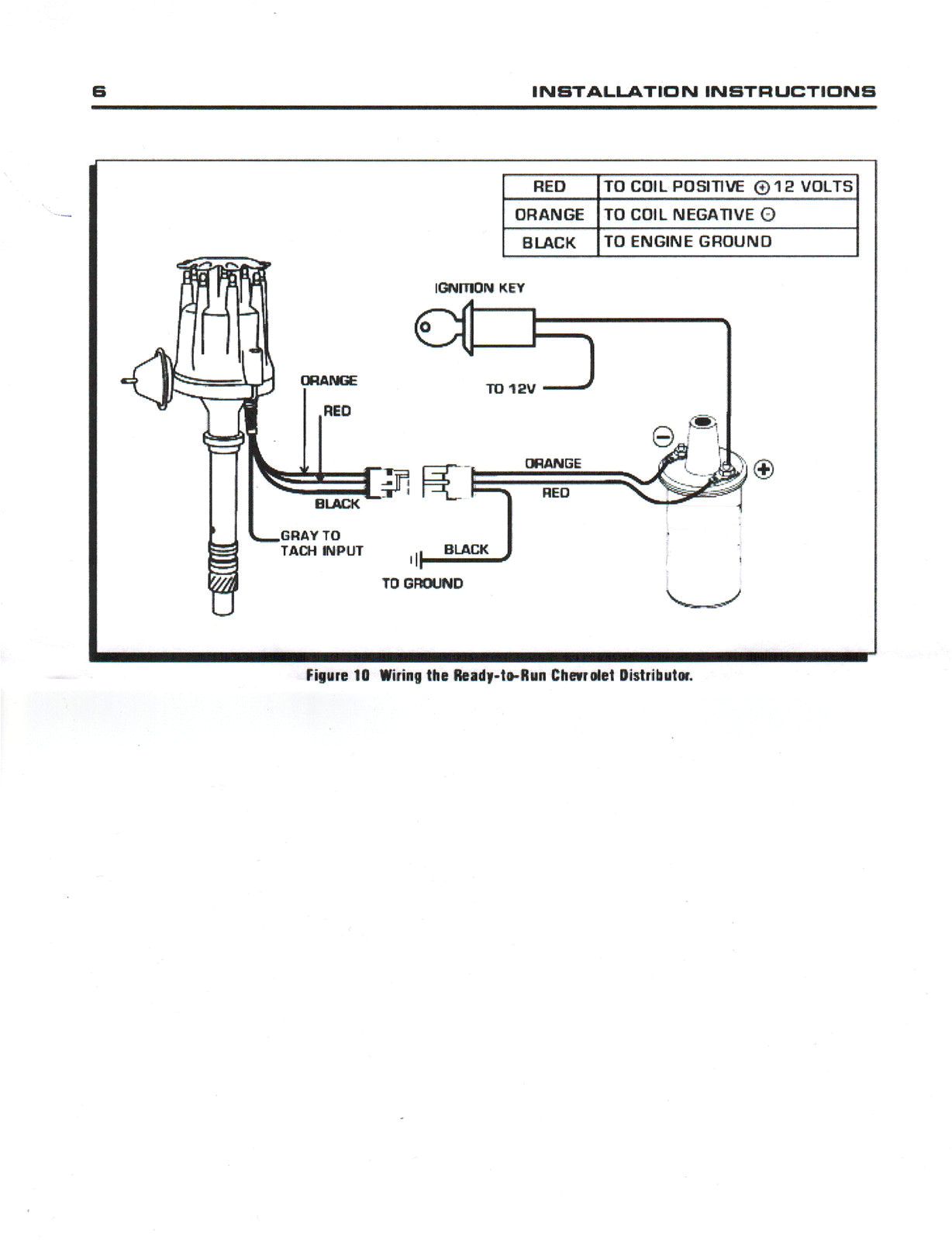 ford 351c 351m 400m 429 460 pro series hei distributor 8mm spark plug wires 321694979984 8 jpg