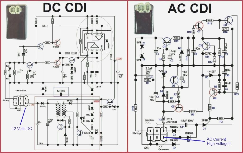 6 Pin Dc Cdi Box Wiring Diagram Best 6 Pin Cdi Wiring Diagram S Electrical Circuit Diagram