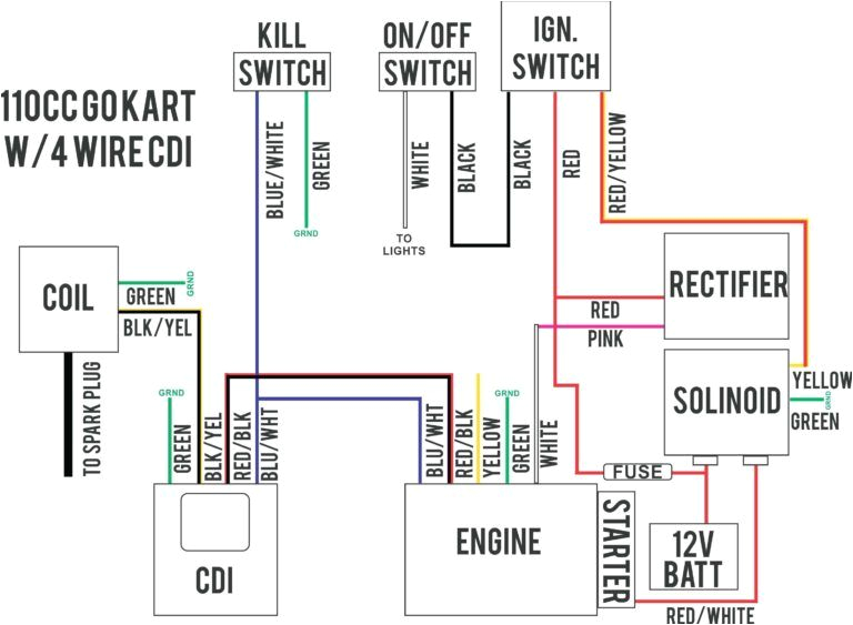 6 Pin Racing Cdi Wiring Diagram