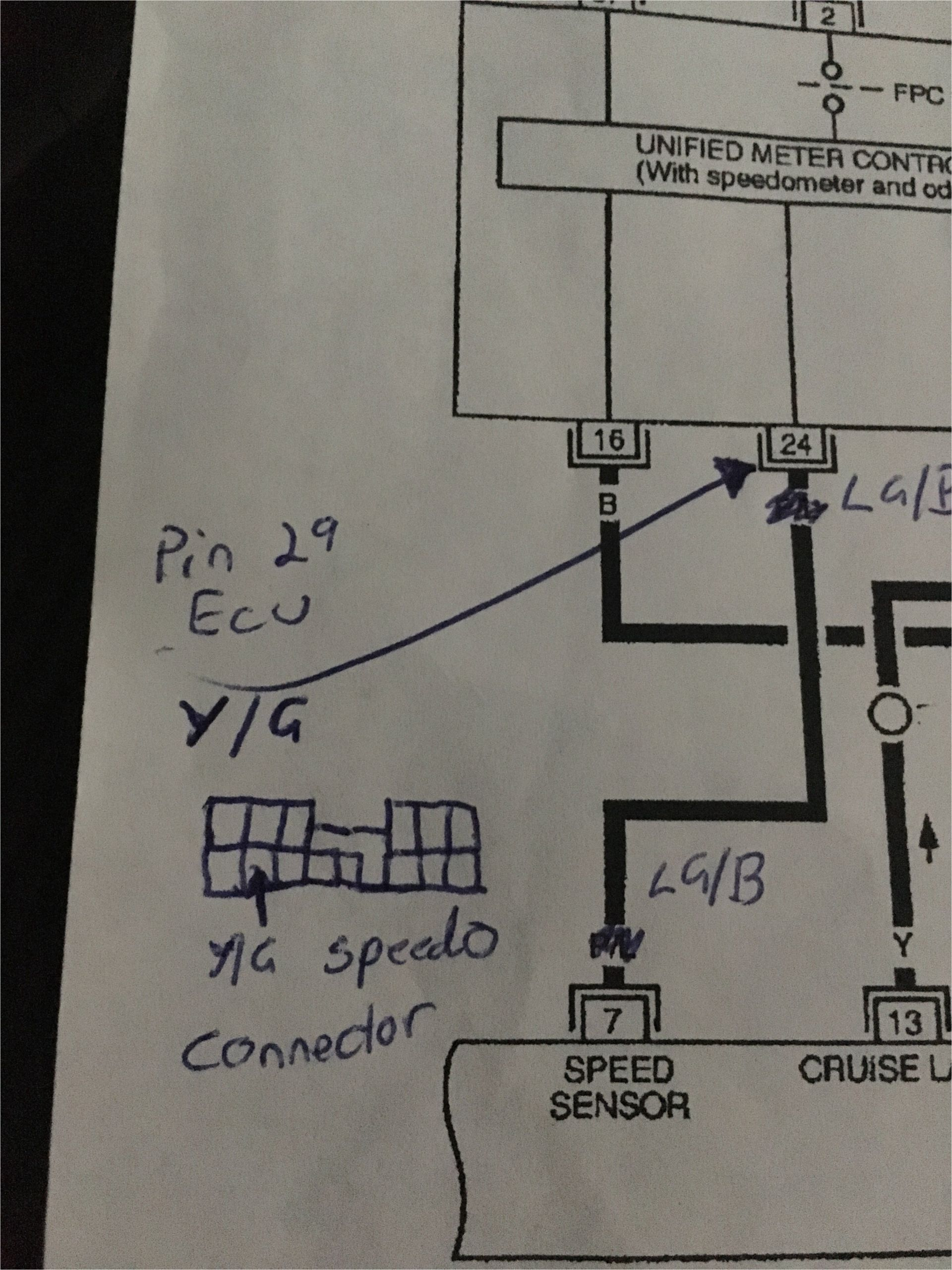 Aftermarket Cruise Control Wiring Diagram Tr 7579 Pin Cruise Control Wiring Diagram Page 1 On