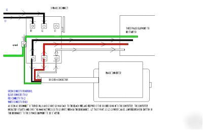new 30 hp rotary phase converter cards accepted picture jpg