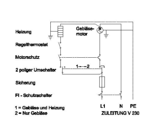 Aquamatic Pool Cover Wiring Diagram Elektrowarmetauscher D Ewt 1 5 Kw L Lufterwarmer Mit