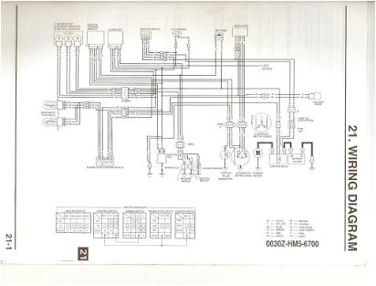Arctic Cat 300 4×4 Wiring Diagram Honda 300 Wiring Diagram Blog Wiring Diagram