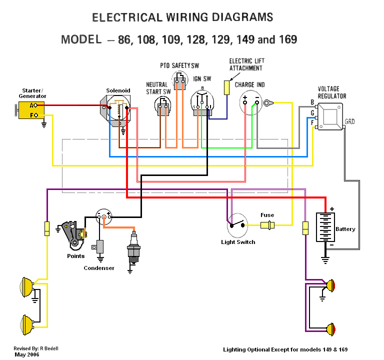 wiring diagrams wf only cub cadets jpg