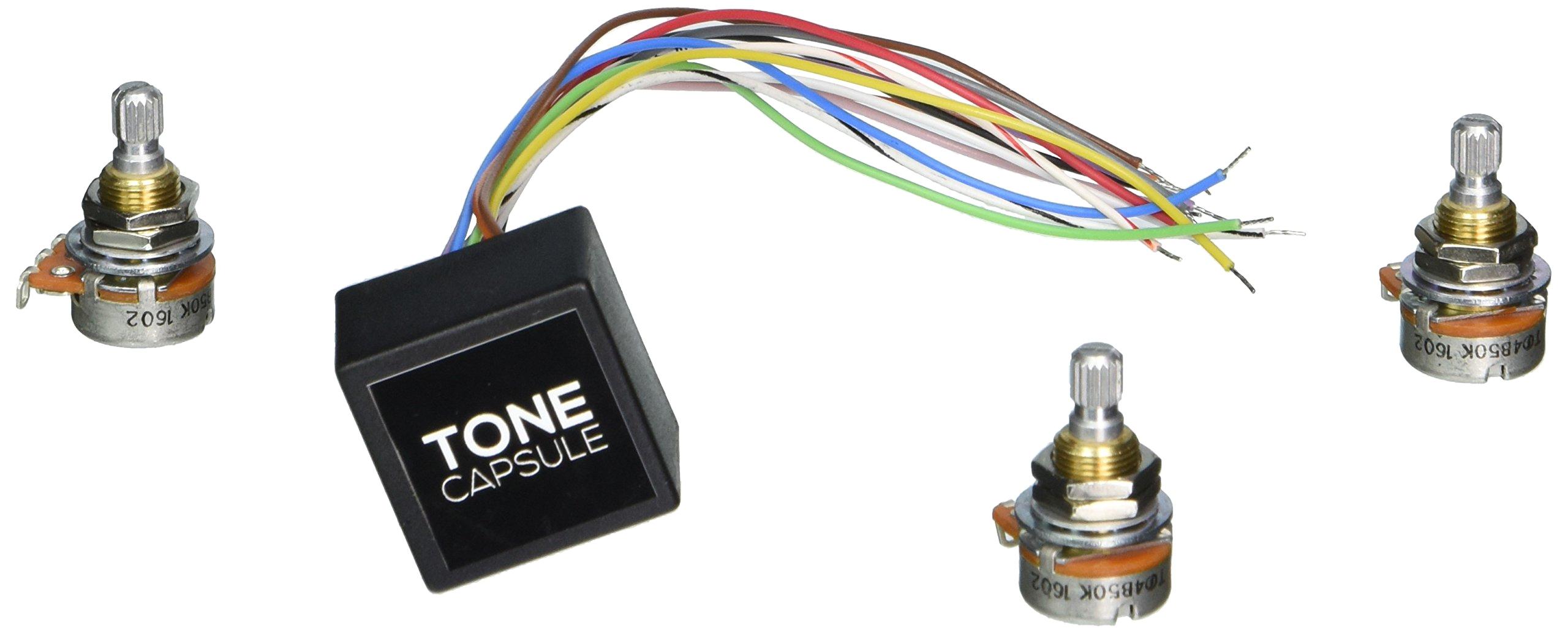 Darkglass tone Capsule Wiring Diagram Darkglass Electronics Desertcart