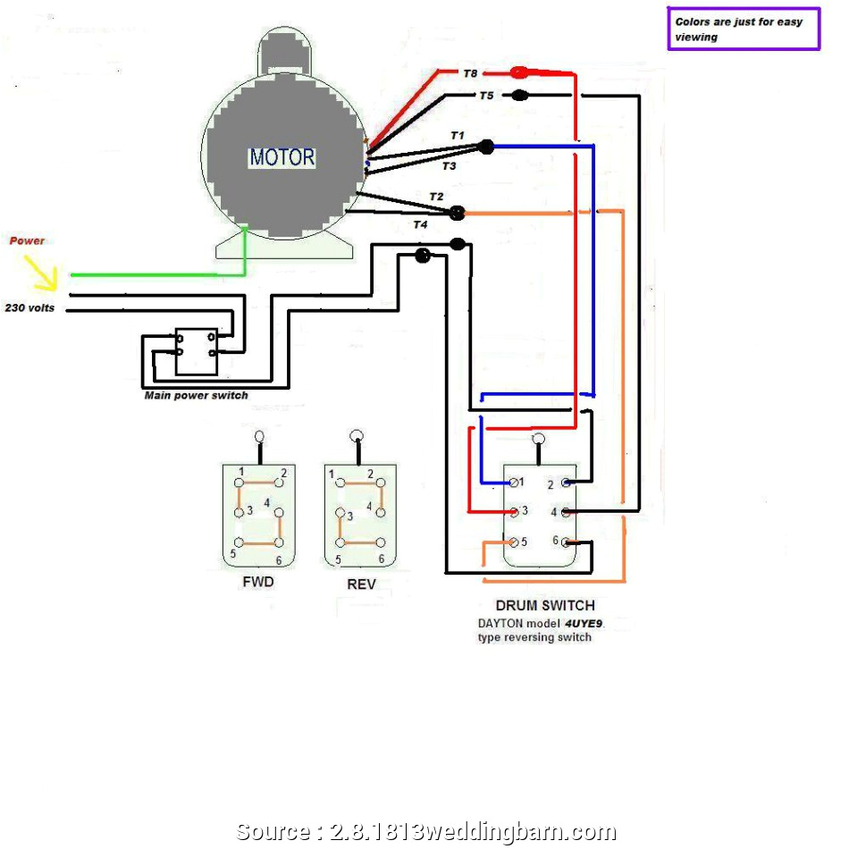 Dayton Reversible Motor Wiring Diagram 3357 Dayton Motor Wiring Diagram Blog Wiring Diagram