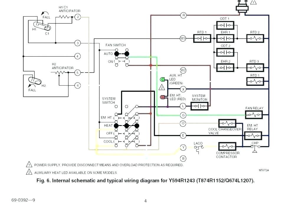Ditra Heat thermostat Wiring Diagram Heat Only thermostat Wiring Nest Cavet Site