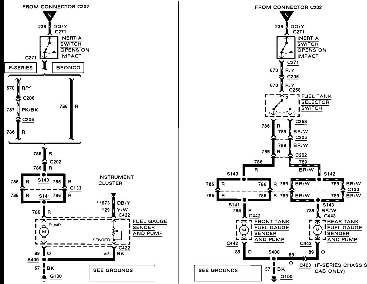 Early Bronco Fuel Gauge Wiring Diagram 1991 F250 Wiring Diagram Blog Wiring Diagram