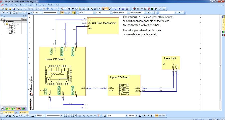 Electrical Wiring Diagram Drawing software software Fur Die Elektrokonstruktion E3 Schematic