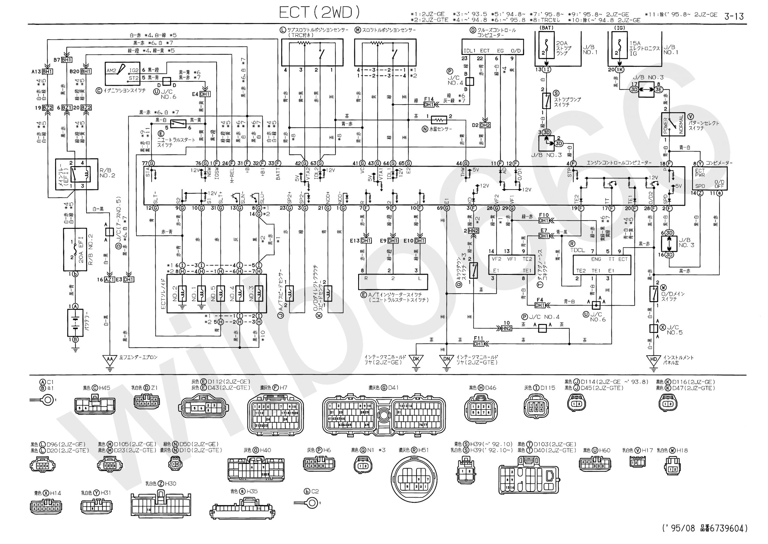 Engine Control toyota 89661 Wiring Diagram Wilbo666 2jz Gte Jzs147 Aristo Engine Wiring