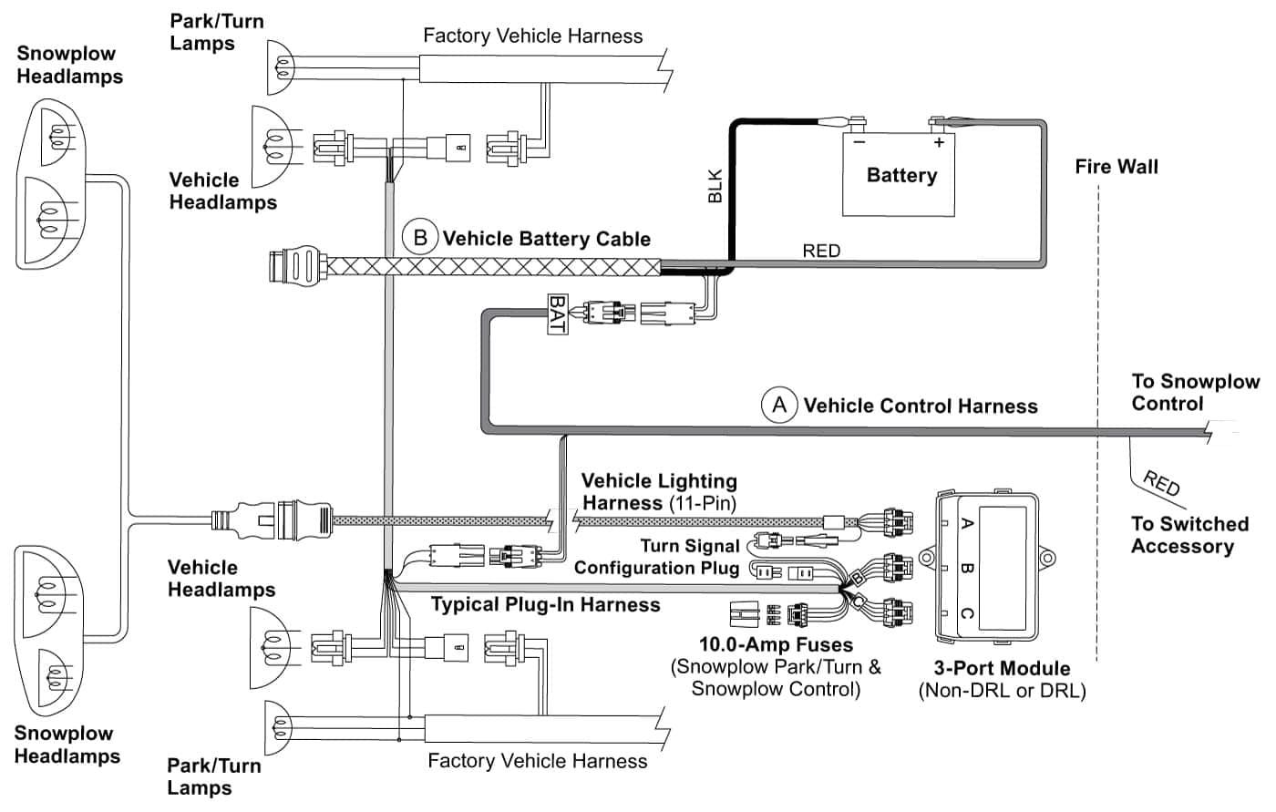 wiringdiagram 3port 2plug hdlmp jpg