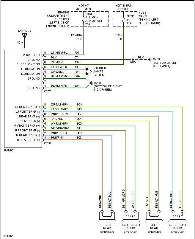 Ford F250 Radio Wiring Diagram 1999 ford Truck Wiring Diagram Blog Wiring Diagram