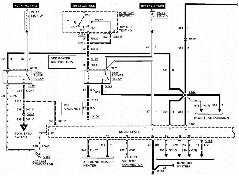 91 ford jbl wiring wiring diagram gif