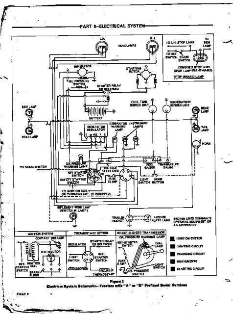 Fordson Major Diesel Wiring Diagram 1969 ford 4000 Diesel Wiring Harness ford forum
