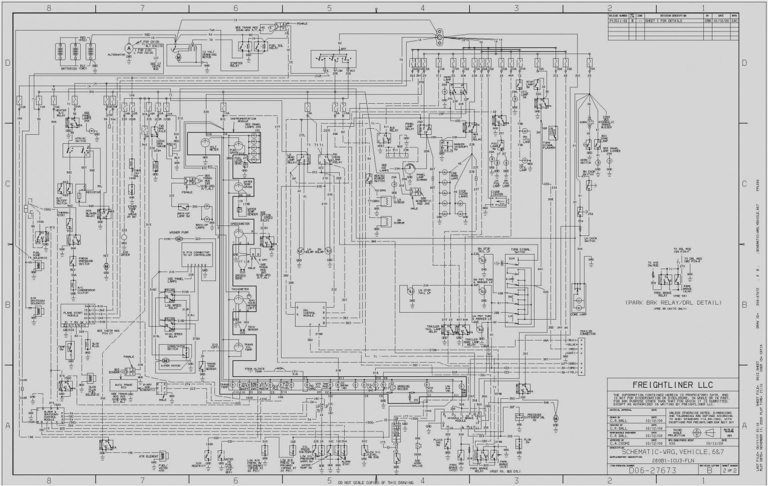 freightliner fld120 wiring diagrams wiring diagram jpg