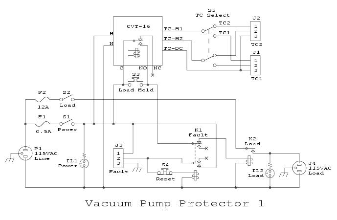 Gast Vacuum Pump Wiring Diagram Sam S Laser Faq Vacuum Technology for Home Built Gas Lasers