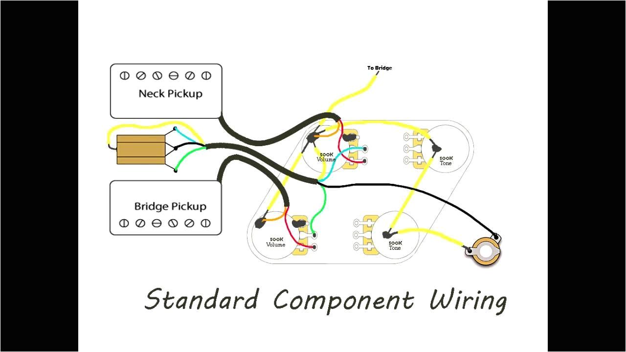 Gibson Wiring Diagram Les Paul Diy Les Paul Wiring Vintage Versus Modern with Images