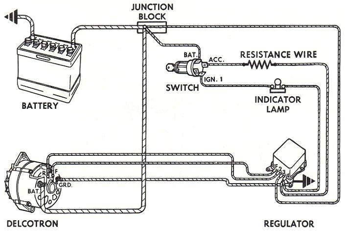 gm external reg alternator wiring jpg