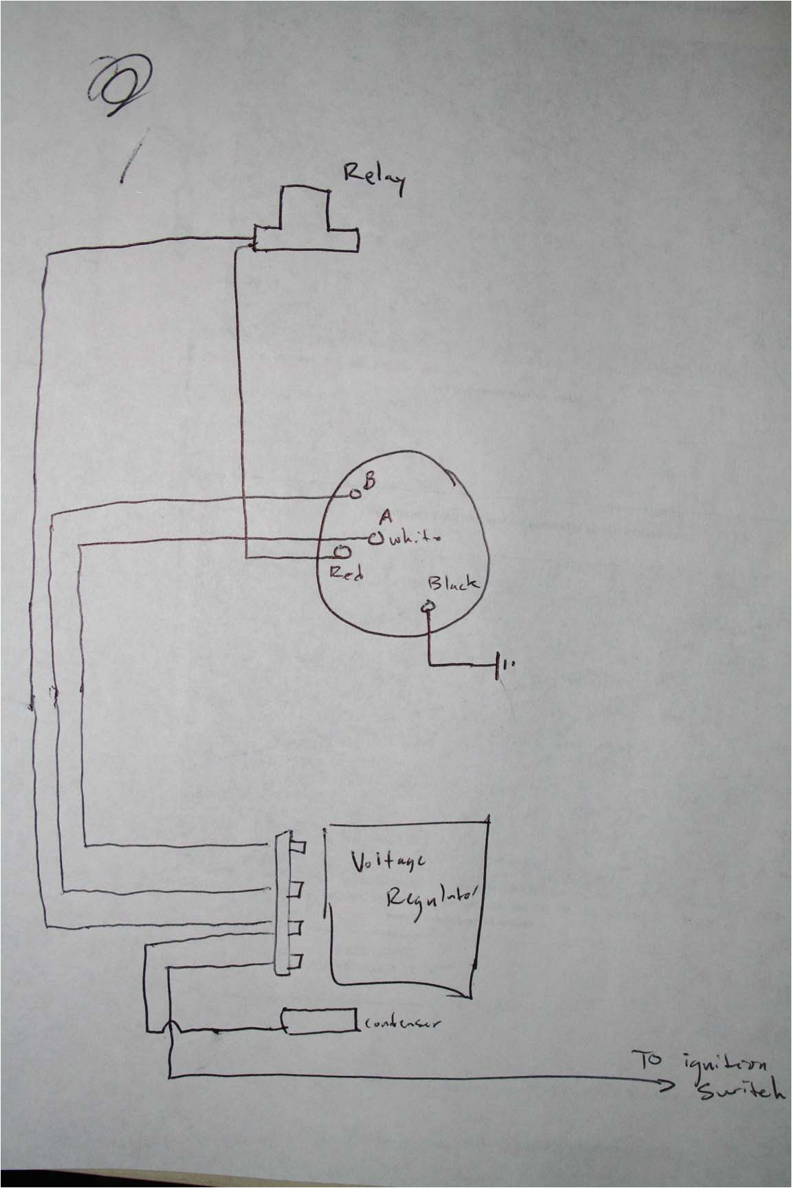161545d1344372422 voltage regulator alt wiring 67 coupe have wire im not sure what do charging system diagram jpg