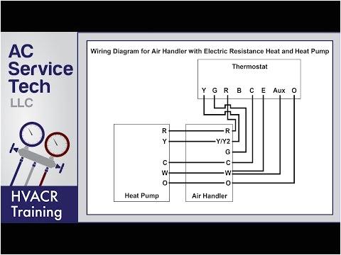 Goodman Package Heat Pump Wiring Diagram Heat Wiring Diagram Pro Wiring Diagram