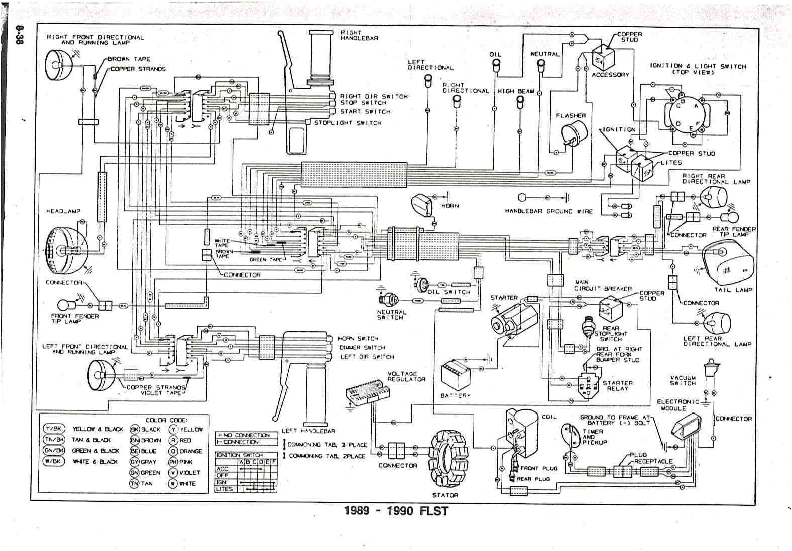 harley flh wiring diagram 2000 wiring diagram long jpg