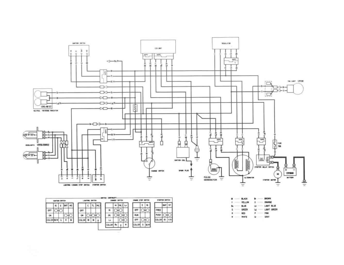 trx200 wiring jpg