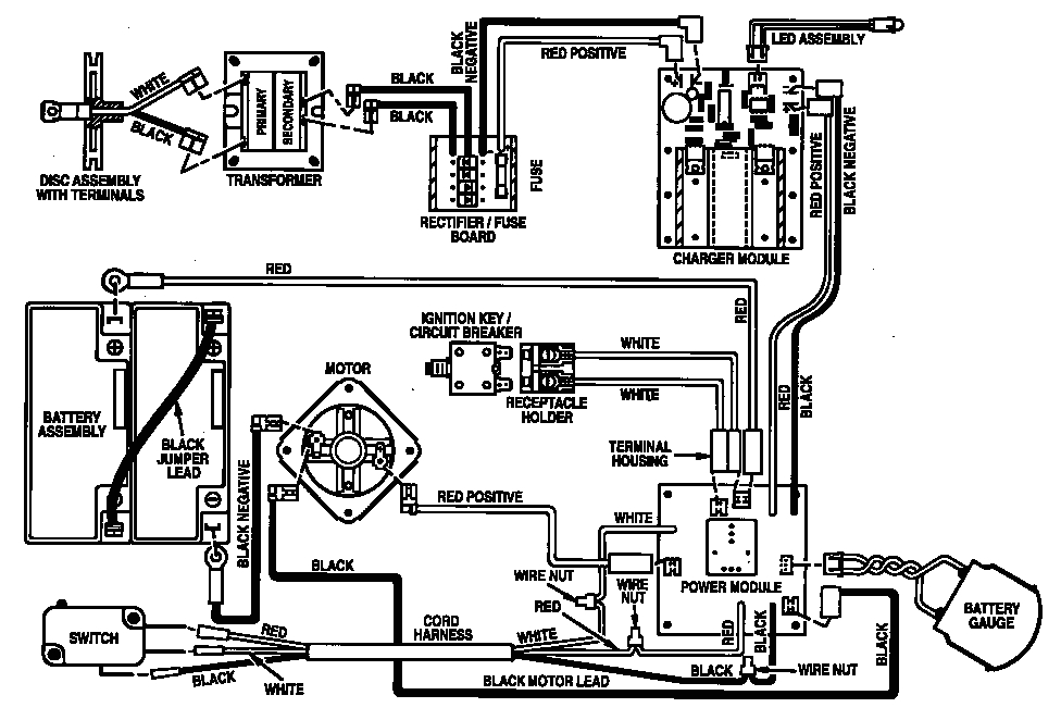 wiring diagram on sears craftsman riding lawn mower wiring diagrams png