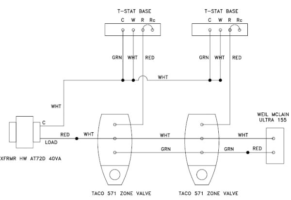 Hydronic Zone Valve Wiring Diagram Power Valve Wiring Diagram Diagram Base Website Wiring