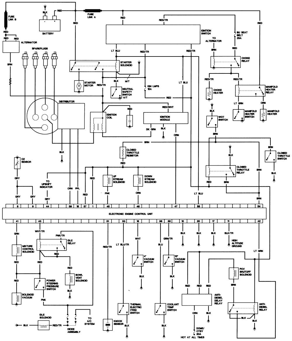 Jeep Wrangler Alternator Wiring Diagram Xw 7754 1991 Jeep Wrangler Alternator Wiring Diagram Schematic