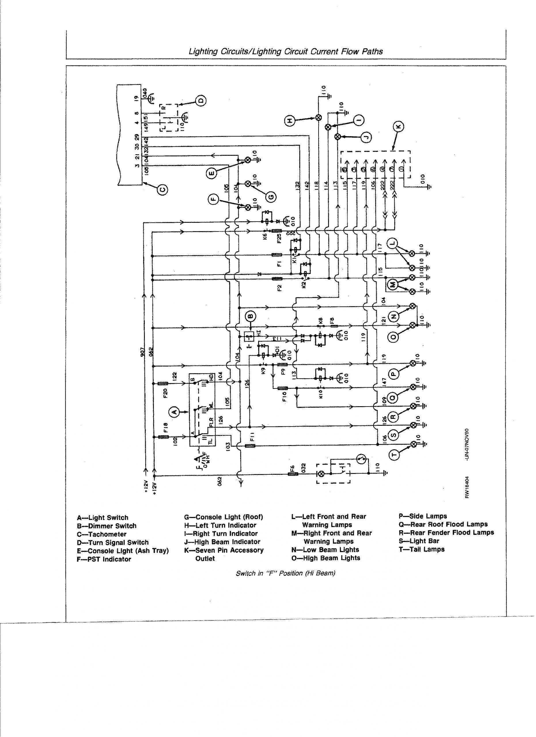 John Deere 4455 Wiring Diagram Denso 234 4055 Wiring Diagram Diagram Base Website Wiring