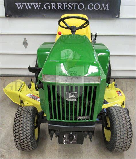john deere 330 garden tractor jpg
