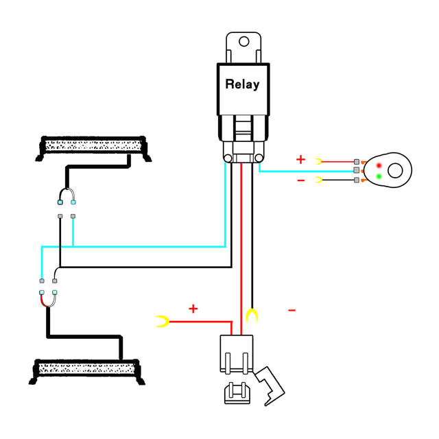 parts wiring harness auto car replacement hid driving cable switch fuse jpeg 640x640q70 jpeg