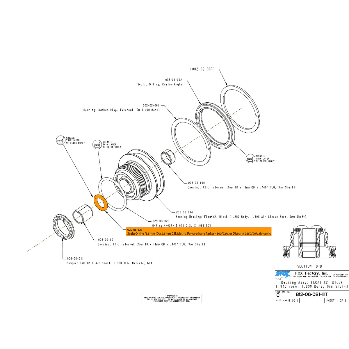 Leer Truck Cap Wiring Diagram Fox O Ring Dichtung 8 5mm Id X 2 5mm Cs Metric Fur Float X2 Dampfer 029 08 123